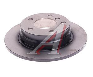 Диск тормозной BMW 3 (E36,E46) задний (1шт.) TRW DF1539