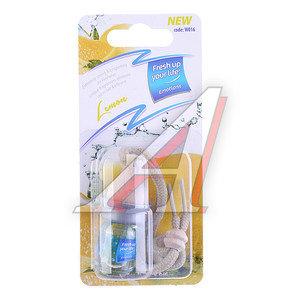 Ароматизатор подвесной жидкостный (лимон) KREDO W016