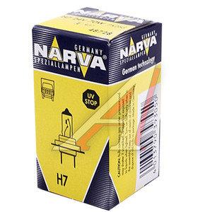 Лампа 24V H7 70W PX26d NARVA 48728, N-48728, 24V70W Н7
