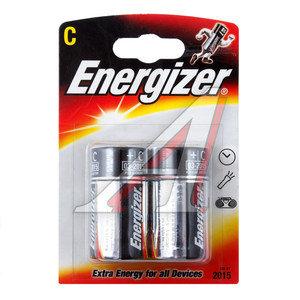 Батарейка C LR14 1.5V блистер (2шт.) Alkaline Base ENERGIZER EN-LR14бл