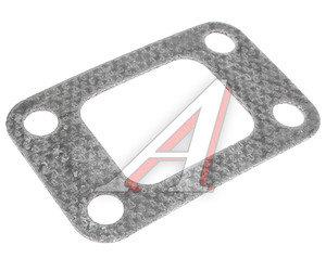 Прокладка ЗИЛ-5301 коллектора выпускного квадрат 245-1008016