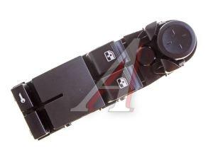 Блок управления ВАЗ-2170 Приора двери водителя (2 переключателя стеклопод.) ИТЭЛМА 2170-3763080-20, 21700376308020, 21700-3763080-10