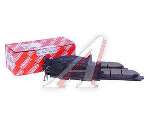 Колодки тормозные TOYOTA Camry V40 (06-) LEXUS ES350 (06-) передние (4шт.) OE 04465-33450, GDB3429, 04465-06100/04465-33450/04465-33471