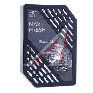 Ароматизатор воздуха под сиденье Maxi fresh черный лед гелевый 220г HQ MFR-3