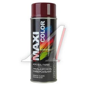 Краска бордо аэрозоль 400мл MAXI COLOR MAXI COLOR 3005, 3005MX