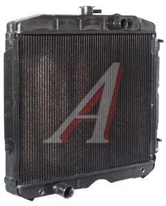 Радиатор ГАЗ-3307 медный 3-х рядный ЛРЗ 3307-1301010