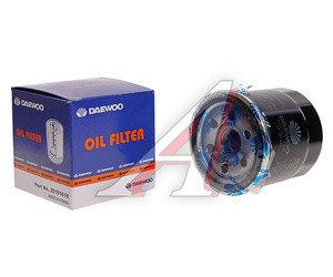 Фильтр масляный CHEVROLET Aveo (03-),Spark (98-) (1.0/1.2) (старый номер 96475855) DAEWOO 25181616, OC996