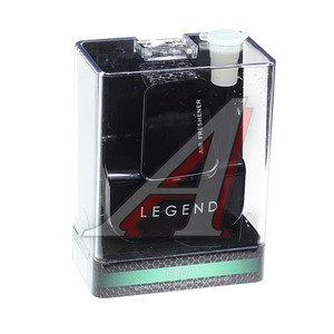 Ароматизатор на дефлектор жидкостный (спорт) с пробником LEGEND LEG-5