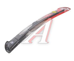Щетка стеклоочистителя 680мм беcкаркасная (крепление крючок) Basic Line AVS 43167