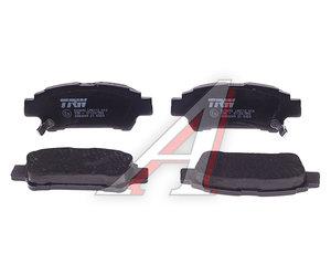 Колодки тормозные TOYOTA Ipsum задние (4шт.) TRW GDB3249, 04466-28030