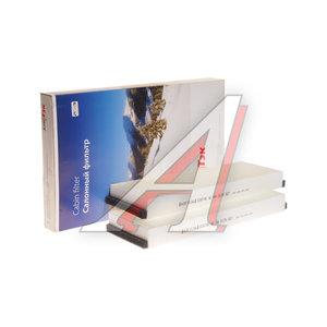 Фильтр воздушный салона AUDI A6 (04-) SIBТЭК AC0125, AC040125/AC040125