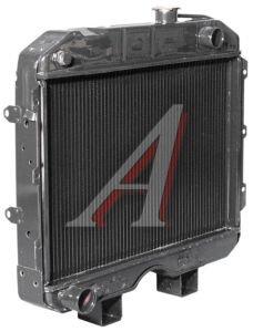 Радиатор УАЗ-452,469 медный 2-х рядный ШААЗ 3741-1301010, 3741Ш-1301010-05