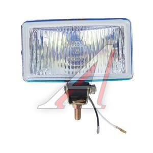 Фара дальнего света 12V 153х104мм с крышкой laser 1шт. SIRIUS NS-1155L