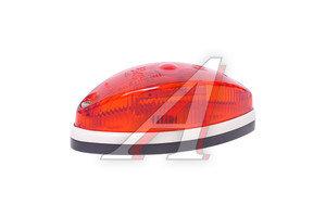 Фонарь контурный задний 12/24V красный (светодиод) ЕВРОСВЕТ ГФ2 К-LED