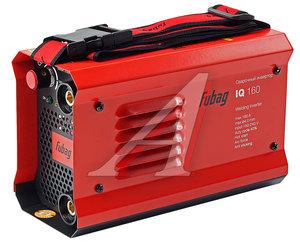 Аппарат сварочный 6.0кВт 20-160А d=1.6-4.0 инвертор понижения напряжения FUBAG FUBAG IQ 160, 38090