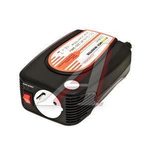 Преобразователь напряжения (инвертор) 12V-220V, 300Вт MEGA ELECTRIC S-32302