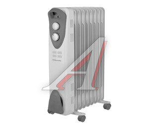 Обогреватель радиатор масляный 2.00кВт (25кв.м) 9 секций белый ELECTROLUX EOH/M-3209