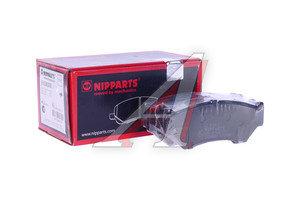 Колодки тормозные CHEVROLET Tracker SUZUKI Vitara передние (4шт.) NIPPARTS J3608009, GDB3182, 55200-56B41