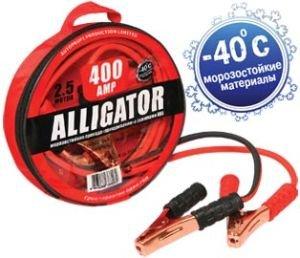 Провода для прикуривания 400A 2.5м ALLIGATOR ALLIGATOR BC-400, BC-400