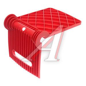 Уголок защитный для стяжки крепления груза 75мм (пластик) ТМ УЗП-75мм 145х140х190, УЗП-75/09 145х140х190