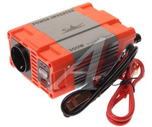 Преобразователь напряжения (инвертор) 12-220V 300Вт AIRLINE API-200-02