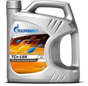Масло трансмиссионное ТСП 15 К GL-3 мин.3.58кг/4л GAZPROMNEFT GAZPROMNEFT SAE85W90, 2389901370