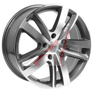 Диск колесный литой AUDI A4 (-16),A6 (11-),A7,Q5 (-17) R18 A47 GMF REPLICA 5х112 ЕТ39 D-66,6