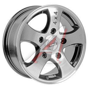 Диск колесный ВАЗ литой R15 BD NEO 541 5x139,7 ЕТ40 D-98