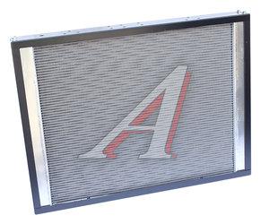 Радиатор КАМАЗ-65111,65115,65116,6540 дв.740.55,62,820.60-260,CUMMINS ЕВРО-3 алюминиевый LUZAR 65115-1301010-22, LRC 07651b