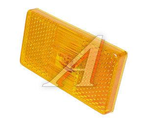 Фонарь габаритный ЛИАЗ, грузовые автомобили (оранжевый 12/24V, AMP, посадочное отверстие 50 мм) АЭК 50.3731-01