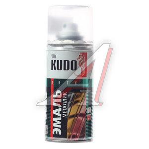 Краска серебристая аэрозоль 210мл KUDO KUDO KU-1026.1, KU-1026.1