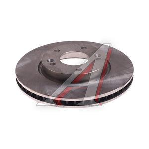 Диск тормозной KIA Cerato (08-) (R15) передний (1шт.) VALEO PHC R2051, DF4865S, 51712-1M000
