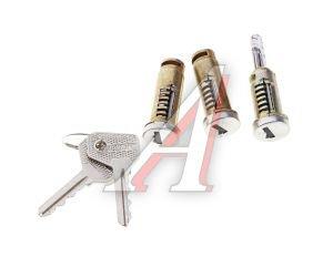 Личинка ВАЗ-2106 замка комплект ДААЗ 2106-6100040*, 2106-6100045-10