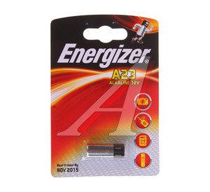 Батарейка A23 3LR50 12V (пульт сигнализации) блистер (1шт.) Alkaline ENERGIZER EN-E23A BC1, EN-E23Aбл