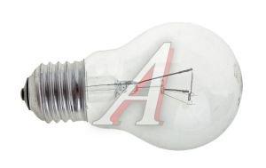 Лампа накаливания E27 А55 60W PHILIPS PHILIPS 60A55/CL/E27, 354563