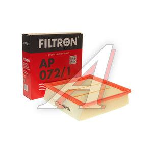 Фильтр воздушный OPEL Corsa D (06-) (1.0/1.4) FILTRON AP072/1, LX1968, 93188725/5835930