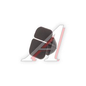 Клипса VW AUDI SEAT SKODA крепления обивки капота OE 1H5863849A