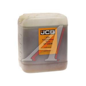 Масло трансмиссионное Transmission Fluid EP30W 5л JCB 4000/2600, JCB EP30W 4000/2603, 4000/2605 20л/4000/2603 200л