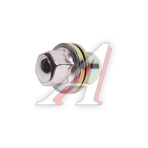 Гайка колеса М14x1.5х46 пресс-шайба закрытая под ключ 22мм RACING 17580