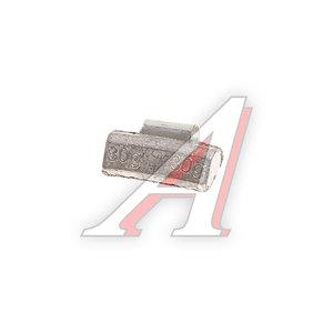 Грузик балансировочный со скобой 30г литой диск ГРУЗИК 30гЛД*, 0330