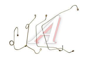Трубка топливная Д-144 высокого давления (пучковый ТНВД) комплект (А) Д37М-1104200-06,07,08,09, Д37М-1104200-06