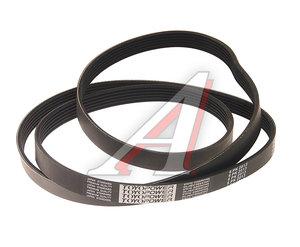 Ремень приводной поликлиновой 6PK2013 KORTEX KDB079, 6PK2013