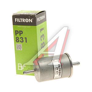 Фильтр топливный NISSAN Primera (96-02),Almera (95-00) FILTRON PP831, KL60, 16400-41B05