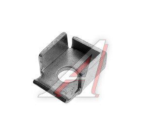 Скоба ВАЗ-2108 троса воздушной заслонки ДААЗ 2108-1107665, 21080110766500