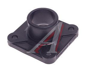 Патрубок ЯМЗ термостата (крышка) пластик АВТОДИЗЕЛЬ 236-1306053-А, 236-1306053