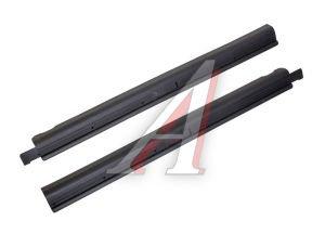 Накладка порога ВАЗ-2108 передняя правая/левая комплект 2108-5109076/77, 2108-5109077-01