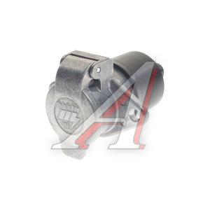 Разъем 6+1-полюсный дополнительный (розетка металл) винтовое соединение MENBERS 00581690