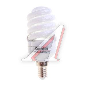 Лампа энергосберегающая E14 15W (75W) теплый CAMELION Camelion LH-15-FS-T2-M/827/E14, LH15-FS-T2-M/827/E14