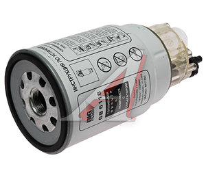 Элемент фильтрующий КАМАЗ топливный ЕВРО (для PreLine PL 270) со стаканом в сборе БИГ PL 270X, GB-6118, PL 270х