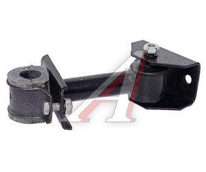 Стойка стабилизатора ГАЗ-3302 Н/О с кронштейном, втулкой, сайлентблоком в сборе 3302-2916058
